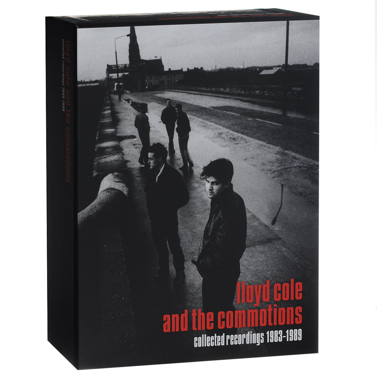 Lloyd Cole And The Commotions Lloyd Cole And The Commotions. Collected Recordings 1983-1989 (5 CD + DVD)