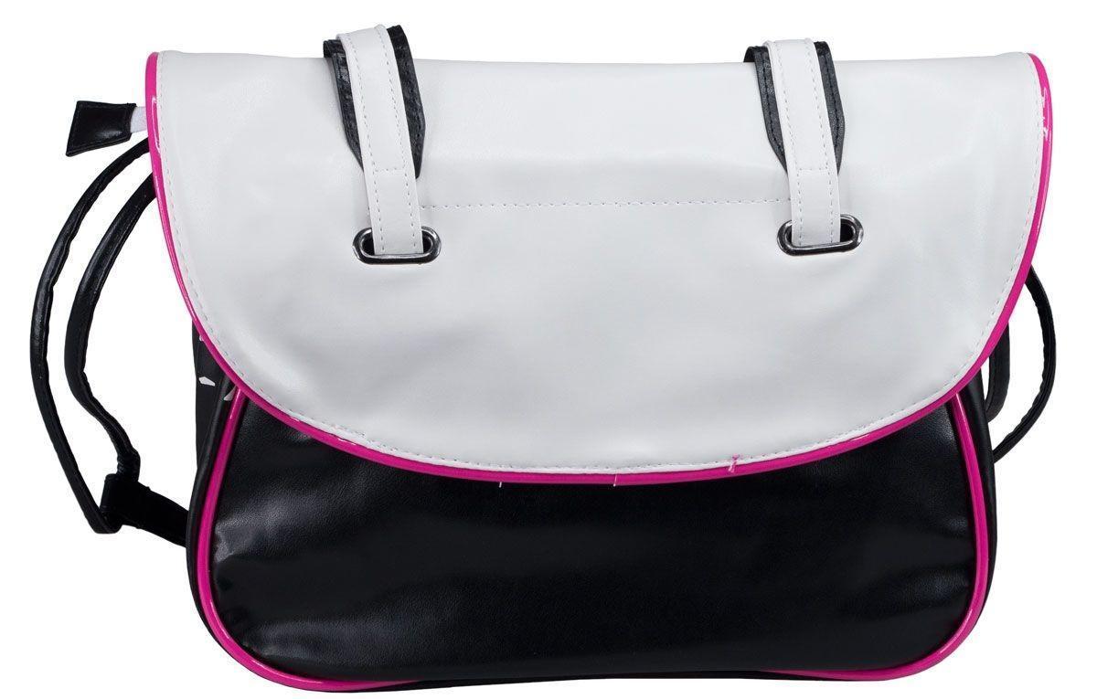Школьная сумка Cosmopolitan Размер 24,5 x 38,5 x 14,5 см730396Сумка школьная на ремне.Одно отделение на молнии. Клапан на магнитной застежке. Фронтальный карман с клапаном-застежкой на двух магнитах.