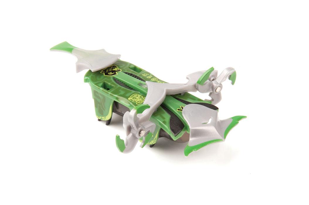 Микро-робот Hexbug Warriors. Viridia, цвет: зеленый. S1-3C hexbug игровой набор с микро роботами нано v2 ланчпад neon