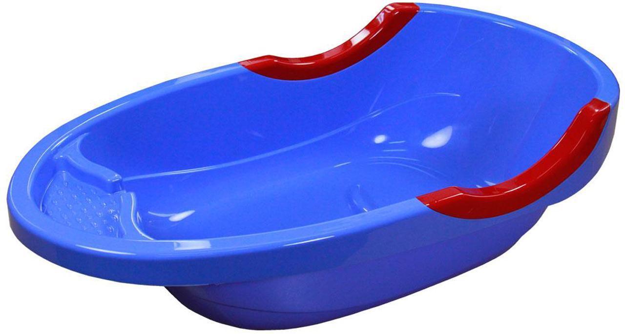Ванна детская Малышок бол синяя -  Все для купания