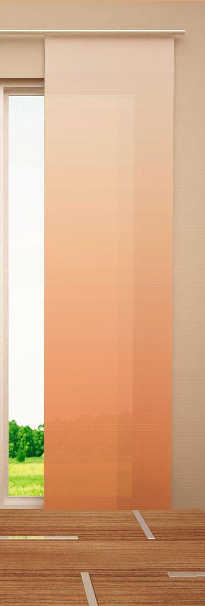 Японская панель цвет: персик 60x270 (1шт),  W678 (1985) 60х270 V261