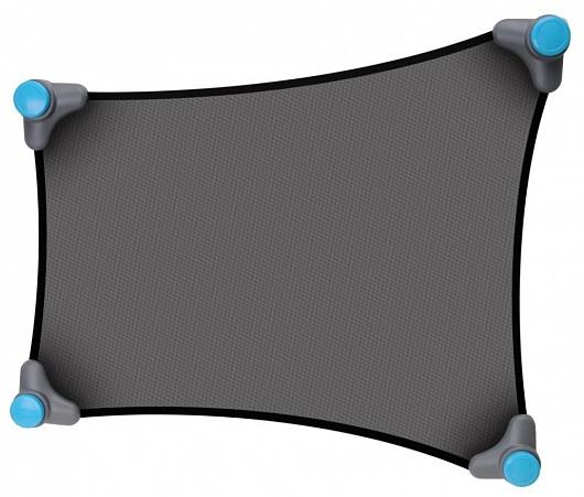 Солнцезащитная шторка-стрейч Munchkin предназначена для защиты ребенка от прямых солнечных лучей во время поездок на автомобиле. Шторка представляет собой особое тонкое сетчатое полотно Opti-view, которое с помощью присосок легко крепится к окну автомобиля. Благодаря эластичности, шторка прекрасно подойдет для автомобильного окна практически любой формы и размера. Малыш теперь сможет спокойно вздремнуть во время путешествия или разглядывать интересные пейзажи за окном - яркие лучи солнца не будут его тревожить!