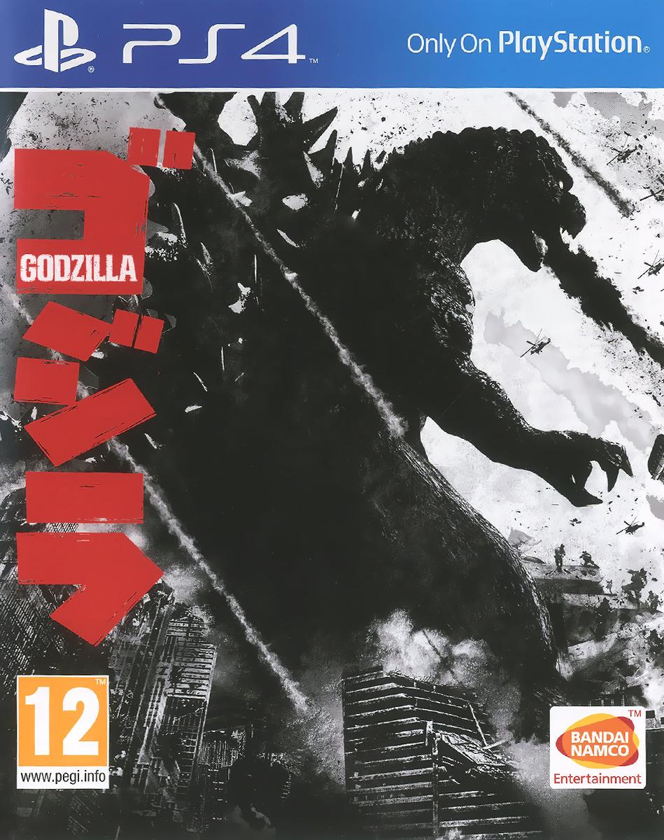 Zakazat.ru Godzilla 2015 (PS4)
