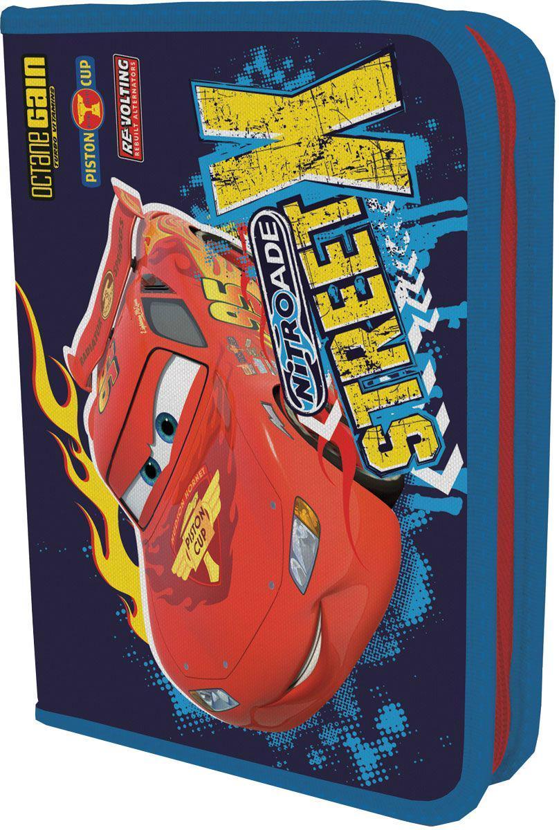 Пенал жесткий, ламинированный, на молнии. Cars72523WDШкольный пенал для канцелярских принадлежностей вместит в себя все самое необходимое для учебы. Пенал очень яркий и красочный. Изображения любимых героев мультфильмов поднимут настроение ученику, что тоже немаловажно.Пенал имеет надежный замок-молнию.