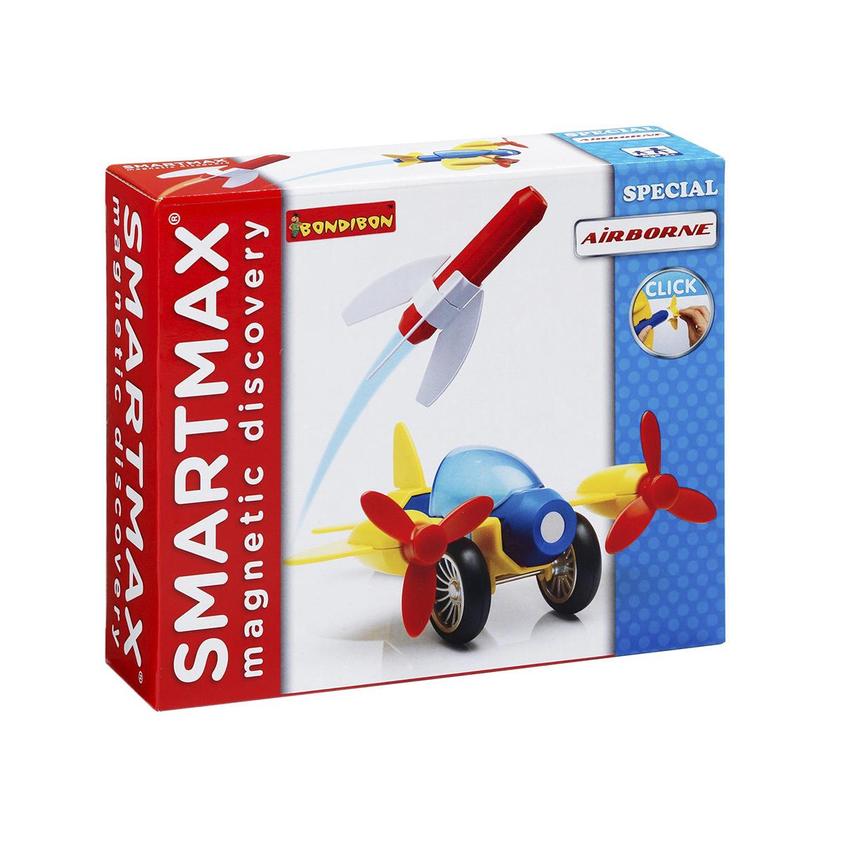 Bondibon Конструктор магнитный Smartmax Полет