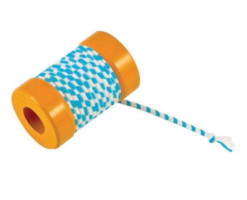 Игрушка для кошек Petstages Orka. Катушка с веревочкой0120710Игрушка для кошек Petstages Orka. Катушка с веревочкой выполнена из резины и текстиля пропитанной маслом кошачьей мяты. Это веселая и полезная игрушка для вашей любимицы. Игрушка способствует тренировке жевательных мышц и массажу десен. Помогает удалить зубной налет, что способствует здоровью полости рта. Уважаемые клиенты, обращаем ваше внимание, что цвет шнурка может отличаться.