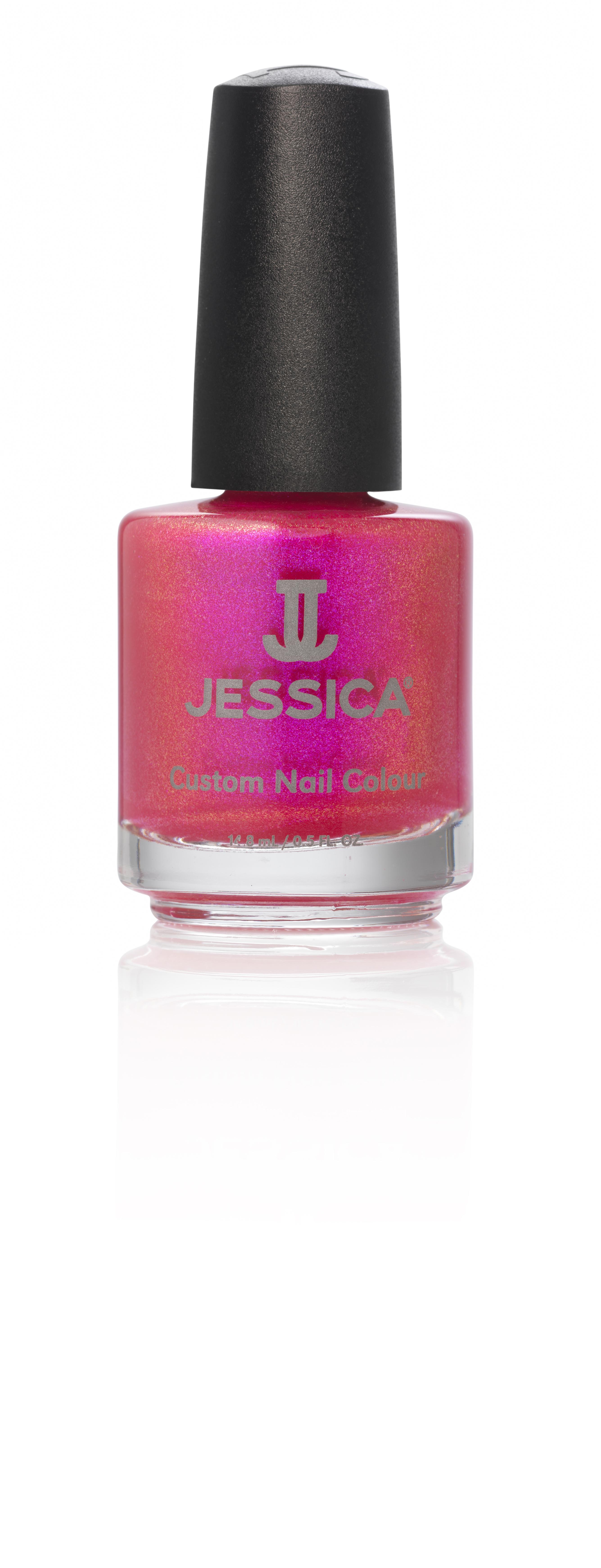 Jessica Лак для ногтей 946 Silk Sari 14,8 мл1301210Лаки JESSICA содержат витамины A, Д и Е, обеспечивают дополнительную защиту ногтей и усиливают терапевтическое воздействие базовых средств и средств-корректоров.