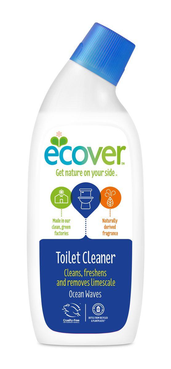 Экологическое средство для чистки сантехники Ecover, океанская свежесть, 750 мл