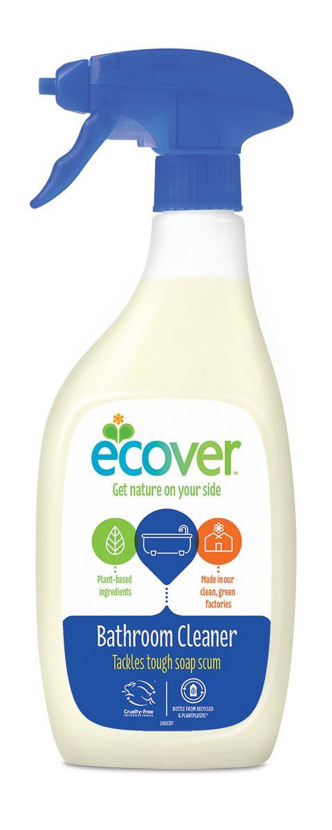 Экологический спрей Ecover Океанская свежесть для ванной комнаты , 500 мл68/5/3Идеальное средство Ecover Океанская свежесть предназначено для чистки всех поверхностей в ванной комнате. Великолепно подходит для обычной сантехники, душевых кабин и акриловых ванн. Отлично удаляет известковый налет, остатки мыла, пятна ржавчины, придает блеск и глянец ванне, раковине, керамической плитке, хромированным изделиям, очищает поверхности из фаянса, фарфора, акрила, керамики не оставляя после себя химикатов. Не оказывает вредного влияния на кожу, безопасен при вдыхании, снижает риск аллергических реакций. Обладает приятным натуральным ароматом. Оснащен высокоэффективным распылителем с блокиратором ON/OFF. Не содержит соединений хлора и других агрессивных веществ, без синтетических ароматизаторов. Уровень pH: 3.5-4. Подходит для использования в домах с автономной канализацией. Не наносит вреда любым видам септиков! Характеристики:Состав: >30% вода; Объем: 500 мл. Товар сертифицирован.