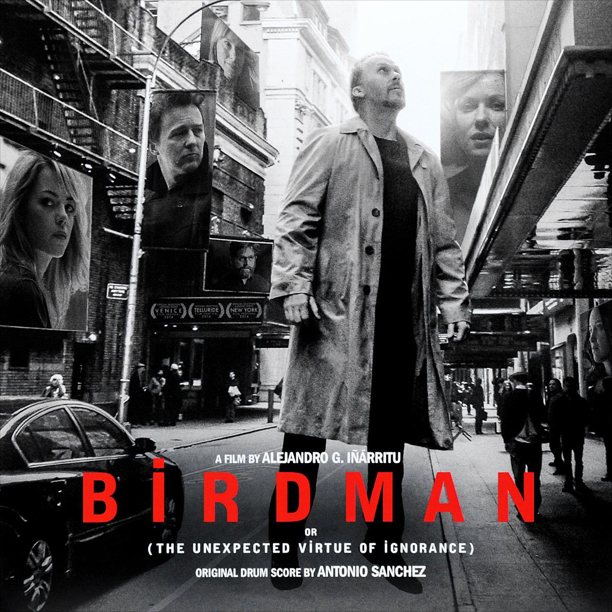 Birdman. Original Drum Score By Antonio Sanchez (2 LP)