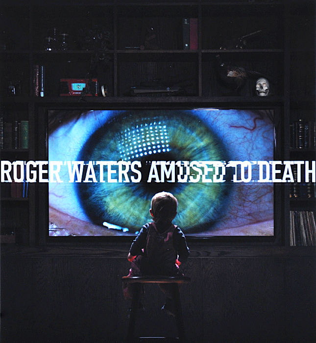 Роджер Уотерс Roger Waters. Amused To Death (CD + Blu-Ray Audio) the who the who tommy limited edition 3 cd blu ray audio