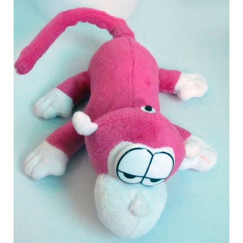 Chericole Интерактивная мягкая игрушка Обезьянка цвет фуксии chericole интерактивная мягкая игрушка обезьянка цвет фиолетовый