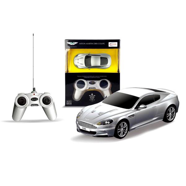 Aston Martin — автомобильный бренд, подаривший миру машины для Джеймса Бонда. Теперь ты сам можешь понять все удовольствие от управления. Бери в руки пульт и начинай путешествие: развивай высокую скорость, преодолевай препятствия, объезжая заграждения. Автомобиль выполнит все твои команды. Машинка может ездить вперед, назад, поворачивать влево и вправо. Во время езды у нее можно включать свет фар. Внимание! Товар предоставляется в ассортименте по цвету. Цена указана за 1 машинку. Указывайте цвет желаемой машинки в комментарии к заказу.