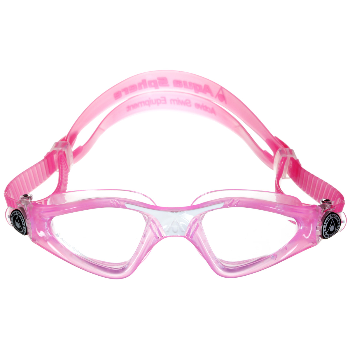 Очки для плавания Aqua Sphere Kayenne Junior, цвет: розовый, белыйJ504N-9093Детские очки для плавания Aqua Sphere Kayenne Junior идеально подходят для плавания в бассейне или открытой воде. Оснащены линзами с антизапотевающим покрытием, которые устойчивы к появлению царапин. Мягкий комфортный обтюратор плотно прилегает к лицу.Запатентованные изогнутые линзы дают прекрасный обзор на 180° - без искажений. Рамка имеет гидродинамическую форму. Очки оснащены удобными быстрорегулируемыми пряжками.Детский вариант популярных очков для плавания Kayenne, сохраняет все лучшее от взрослой модели:Мягкую не травмирующую обтюрацию.Увеличенную линзу.Удобную регулировку ремешков.Расцветка и дизайн обязательно понравятся вашему ребенку!Материал: софтерил, plexisol.