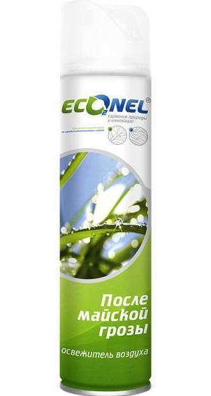 Освежитель воздуха Econel После майской грозы68/5/1Освежитель воздуха Econel После майской грозы