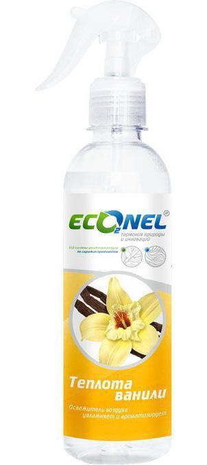 Освежитель воздуха с курком Econel Теплота ванили870169Освежитель воздуха с курком Econel Теплота ванили