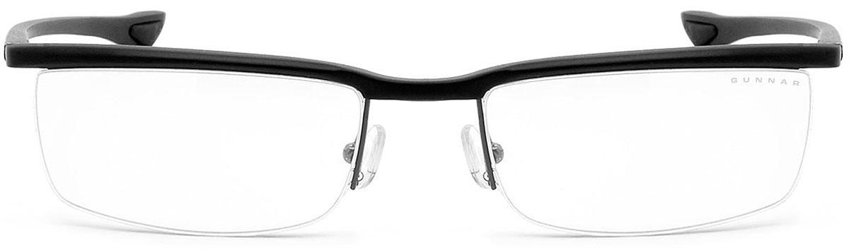 Gunnar Optiks Emissary, Onyx Crystalline компьютерные очкиBM8434-58AEGunnar Optiks Emissary, Onyx Crystalline сочетают в себе четкую геометрию линий, сильные грани, алюминиево-магниевый сплав для тех, кто привык четко видеть свой путь. Пружинные шарниры спрятаны в прочно спроектированных дужках. Трехмерно регулируемые носовые упоры позволят достичь идеальной посадки.Полуоправная конструкция крепления линз обеспечивает беспрепятственный обзор нижнего поля зрения. Покрытие линзы i-Fi Pro Lens Coatings обладающим антибликовым действием нанесено с обеих сторон линзы, что делает их кристально прозрачными. Предназначенные для широкого круга пользователей Emissary четко определяют каждый аспект.