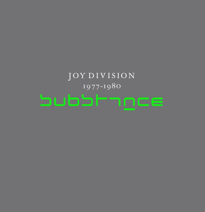 Joy Division Joy Division. Substance (2 LP) joy division joy division closer 180 gr