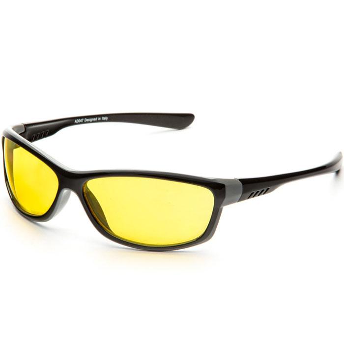 SP Glasses AD047 Premium, Black Grey водительские очкиINT-06501Комбинированные очки SP Glasses AD047 Premium подходят для активного отдыха в вечернее и ночное время суток, также рекомендуются для вождения автомобиля в условиях плохой видимости.