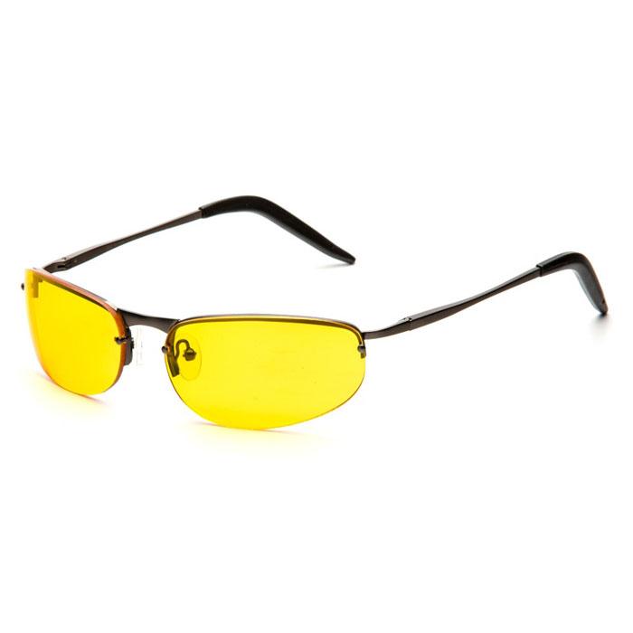 SP Glasses AD002 Comfort, Grey водительские очкиBM8434-58AEВодительские очки SP Glasses AD002 Comfort подарят комфорт вашим глазам во время езды на автомобиле. Очки значительно улучшат видимость в дороге при непогоде и снижают нагрузку на глаза. Даже длительная дорога в этих очках будет менее утомительной. В них также рекомендуется ездить в вечернее и ночное время, благодаря тому очки повышают контрастность и помогают лучше ориентироваться во время тумана или дождя. При этом они отлично блокируют ультрафиолетовые лучи (UV 400).Наносники: регулируемыеГеометрия: овальная