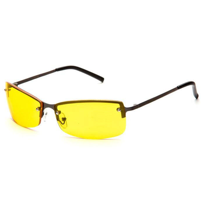 SP Glasses AD017 Comfort, Black водительские очкиBM8434-58AEВодительские очки SP Glasses AD017 Comfort подарят комфорт вашим глазам во время езды на автомобиле. Очки значительно улучшат видимость в дороге при непогоде и снижают нагрузку на глаза. Даже длительная дорога в этих очках будет менее утомительной. В них также рекомендуется ездить в вечернее и ночное время, благодаря тому очки повышают контрастность и помогают лучше ориентироваться во время тумана или дождя. При этом они отлично блокируют ультрафиолетовые лучи (UV 400).Наносники: регулируемые