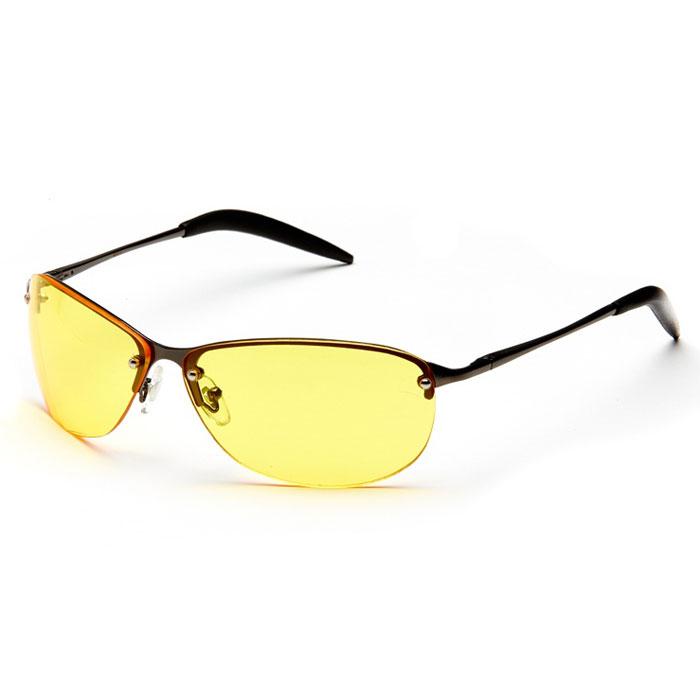 SP Glasses AD008 Comfort, Dark Grey водительские очкиINT-06501Водительские очки SP Glasses AD008 Comfort подарят комфорт вашим глазам во время езды на автомобиле. Очки значительно улучшат видимость в дороге при непогоде и снижают нагрузку на глаза. Даже длительная дорога в этих очках будет менее утомительной. В них также рекомендуется ездить в вечернее и ночное время, благодаря тому очки повышают контрастность и помогают лучше ориентироваться во время тумана или дождя. При этом они отлично блокируют ультрафиолетовые лучи (UV 400).Наносники: регулируемыеГеометрия: овальная