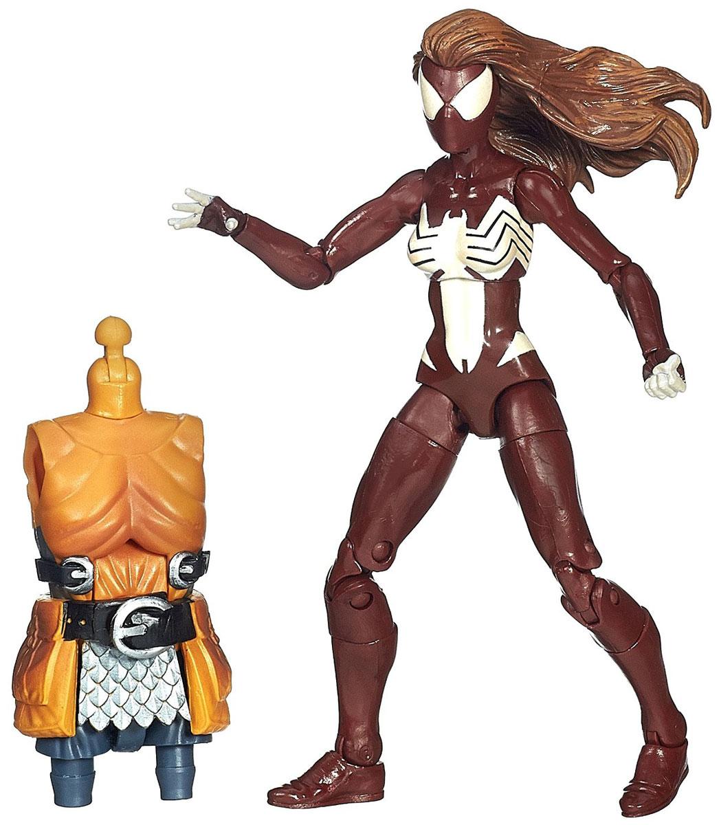 "Фигурка Spider-Man ""Legends: Spider-Woman"", 15 см. A6655EU4_A1908"