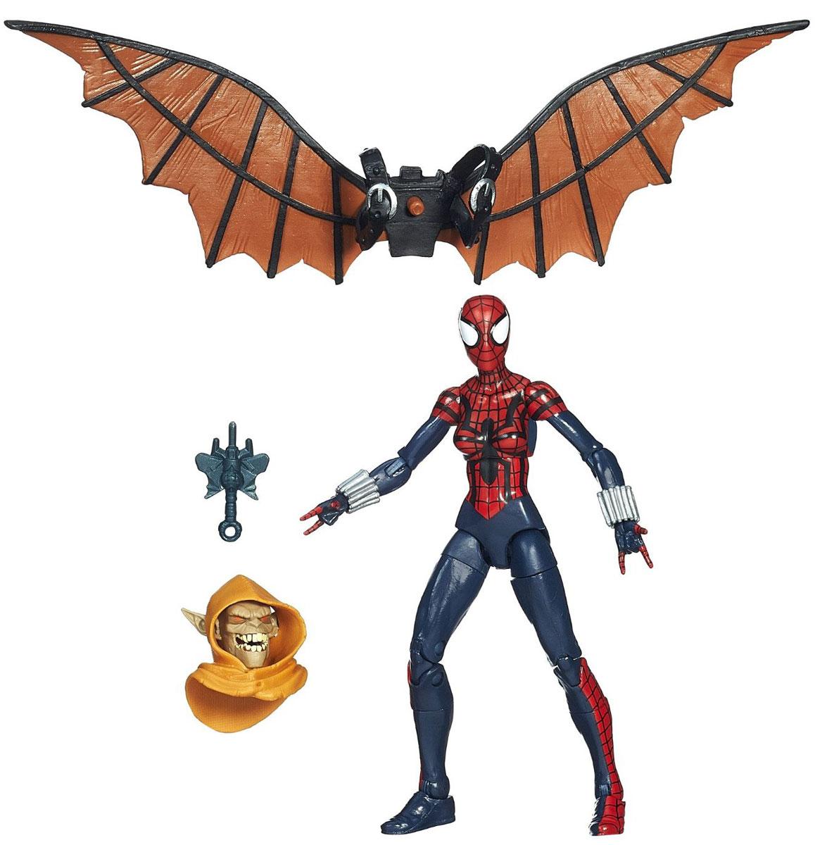 """Фигурка Spider-Man """"Legends: Spider-Girl"""", 15 см. A6655EU4_A1907"""