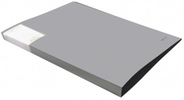 Папка со скоросшивателем, А4, р=0.7мм, PERLEN, пружин.скоросш., карман, Metallic, серебристая арт.281901-77 ед.изм.ШтукиFS-36052Серия: PERLEN