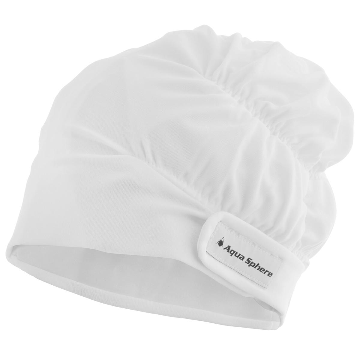 Шапочка Aqua Sphere Aqua Comfort, цвет: белыйM0534 01 0 08WПлавательная шапочка Aqua Sphere Aqua Comfort подойдет для людей с длинными волосами. Состоит из двухкомпонентного материала. Мягкий эластичный материал внутри и снаружи для максимального комфорта и герметичный высокопрочный материал по внутреннему широкому шву (10% резина).