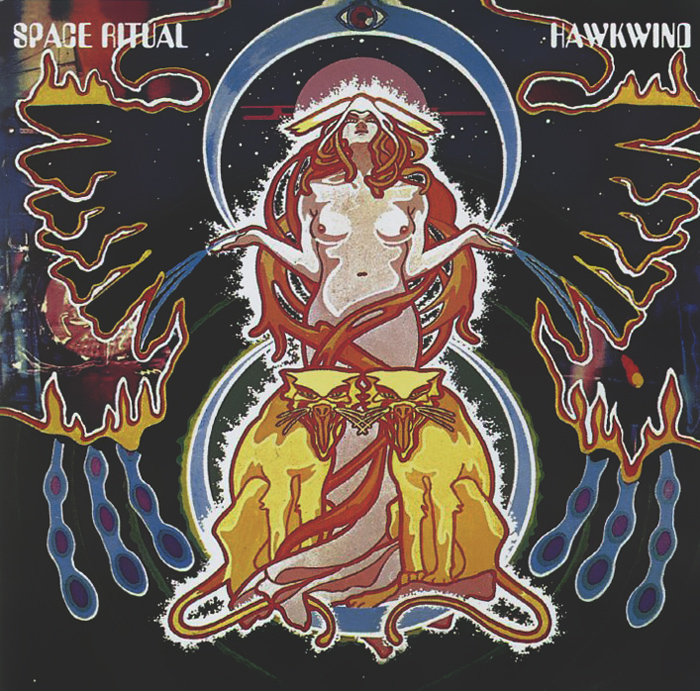 Hawkwind Hawkwind. Space Ritual (2 CD) genesis live at wembley stadium