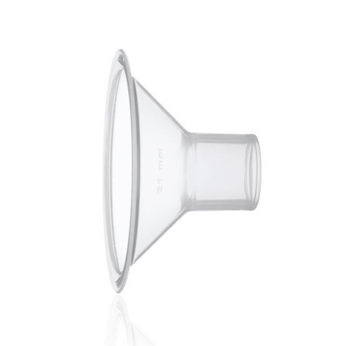 Широкий ассортимент воронок PersonalFit от Medela позволяет мамам выбрать правильный размер воронки и таким образом обеспечить максимальный комфорт и эффективность при сцеживании молока.