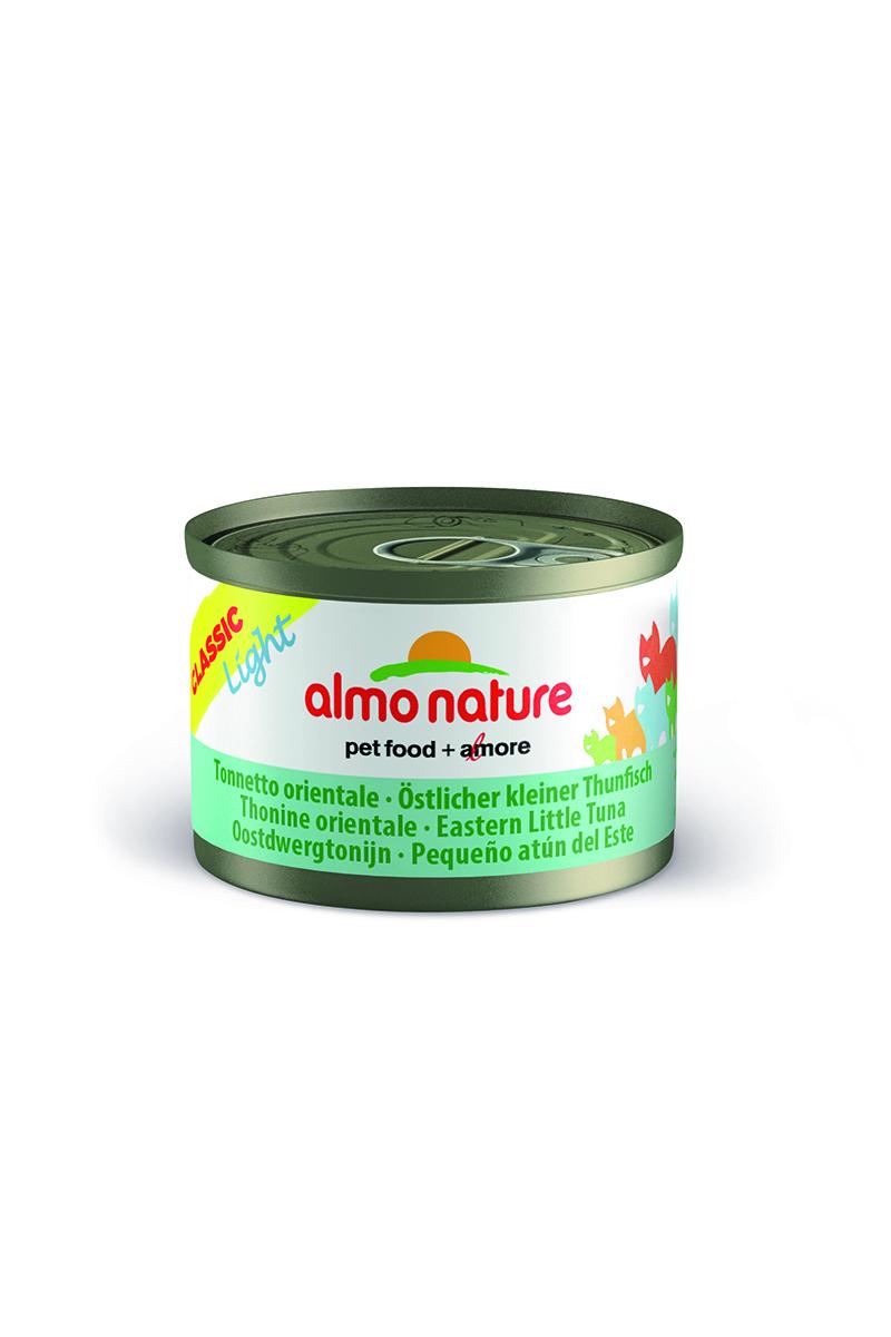 Консервы для кошек Almo Nature Classic, низкокалорийные, c пятнистым Индо-Тихоокеанским тунцом, 50 г х 3 шт купальники