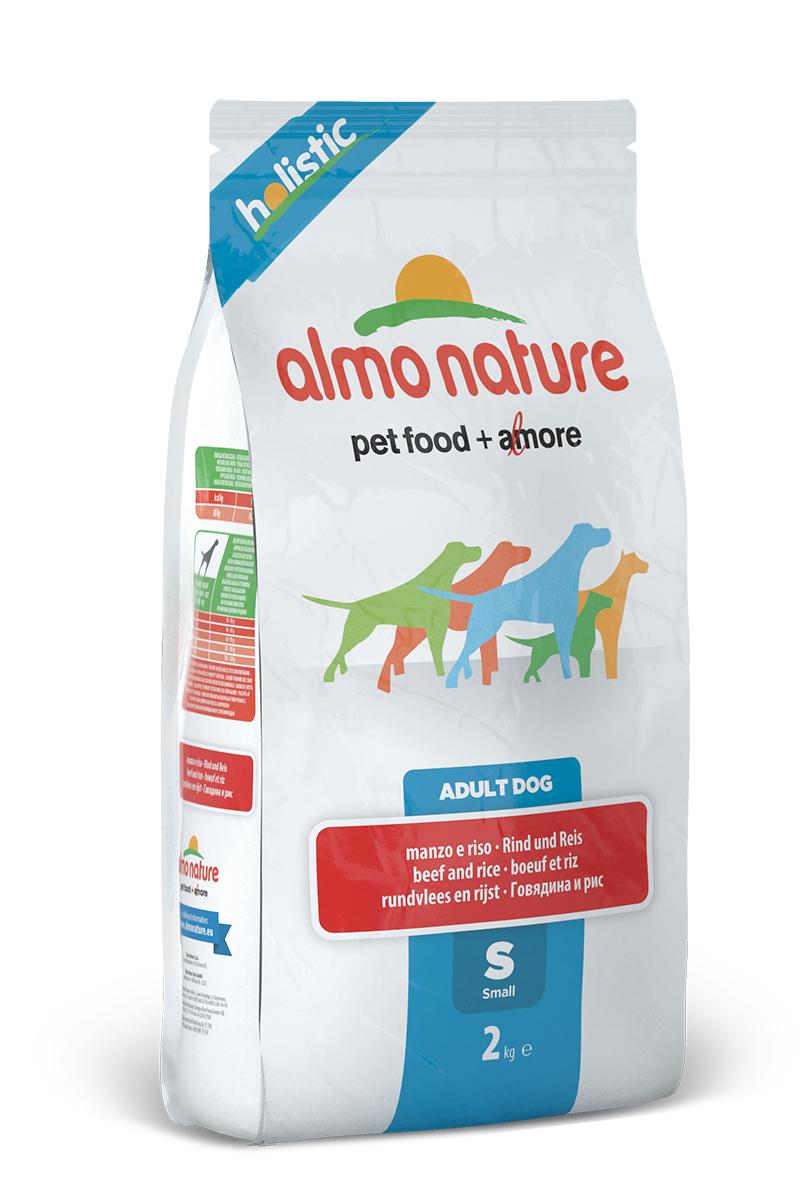 Корм сухой Almo Nature для взрослых собак малых пород, с говядиной и рисом, 2 кг0120710Корм сухой Almo Nature представляет собой полноценное питание для взрослых собак. Высокое содержание свежей говядины делает этот продукт более привлекательными для собак и повышает усвояемость. Товар сертифицирован. Пищевые добавки: витамин A 22000 IU/кг, витамин D3 1400 IU/кг, витамин E 300 мг/кг, витамин B1 12 мг/кг, витамин B2 14 мг/кг, кальций-D-пантотенат 20 мг/кг, витамин B6 12 мг/кг, витамин B12 0,15 мг/кг, биотин 0,50 мг/кг, ниацин 25 мг/кг, фолиевая кислота 1 мг/кг, L-карнитин 100 мг/кг,сульфат меди пентагидрат 32 мг/кг, меди хелат аминокислотыгидрат 33 мг/кг,кальция иодат1,64 мг/кг, сульфат цинка моногидрат 222 мг/кг, цинк хелат гидрат аминокислоты 267 мг/кг, сульфат марганца моногидрат 20мг/кг, органический селен 80 мг/кг.Пищевая ценность: белки 26%, клетчатка 3.5%, масла и жиры 14%, зола 8%, влажность 8.5%.Калорийность: ккал/кг 3500.Уважаемые клиенты!Обращаем ваше внимание на возможные изменения в дизайне упаковки. Качественные характеристики товара остаются неизменными. Поставка осуществляется в зависимости от наличия на складе.