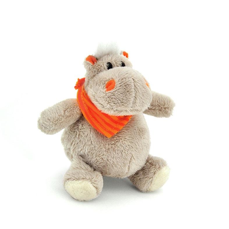 Мягкая игрушка Бегемот Мотя 8 см Orange Exclusive