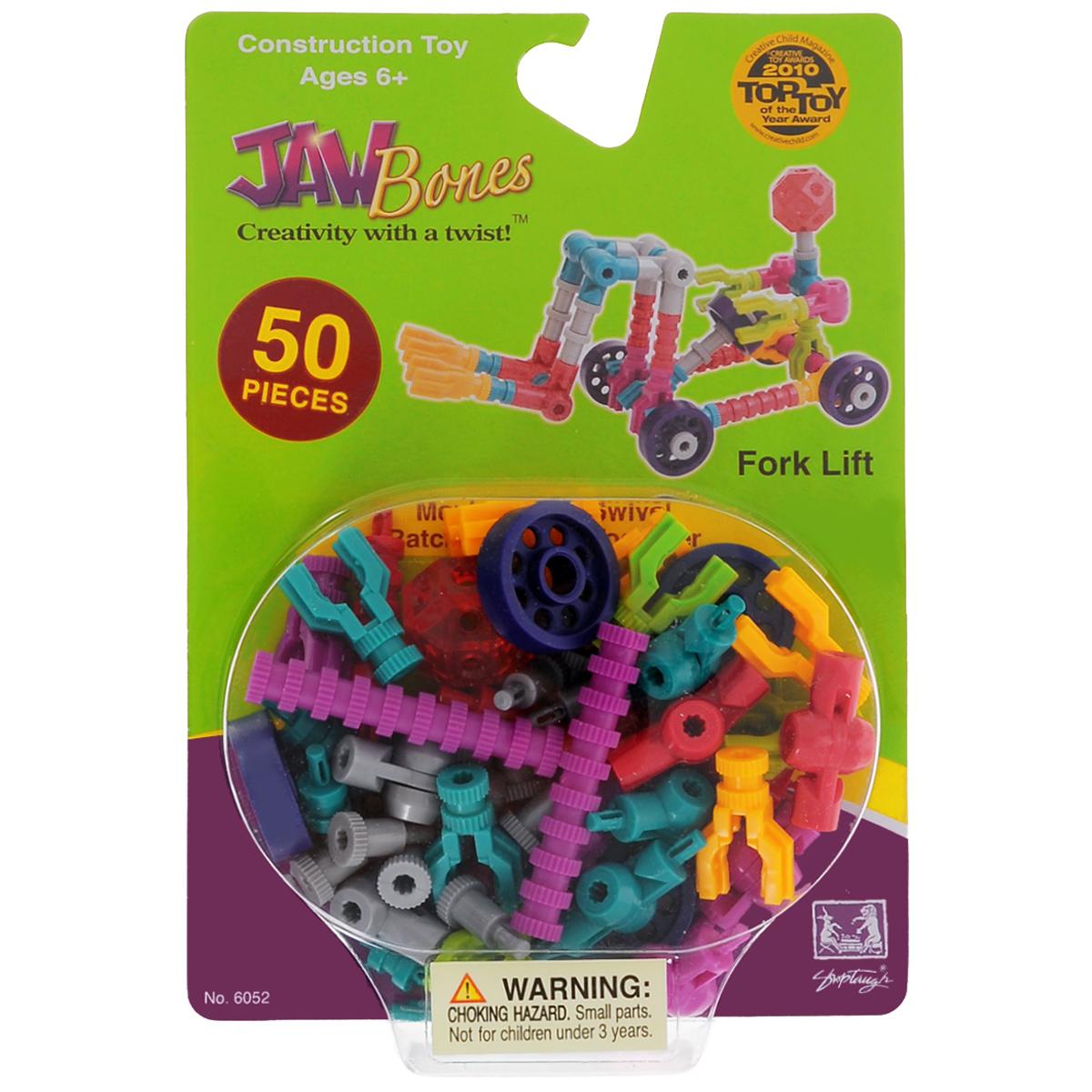 Jawbones Конструктор Погрузчик jawbones конструктор гоночная машина