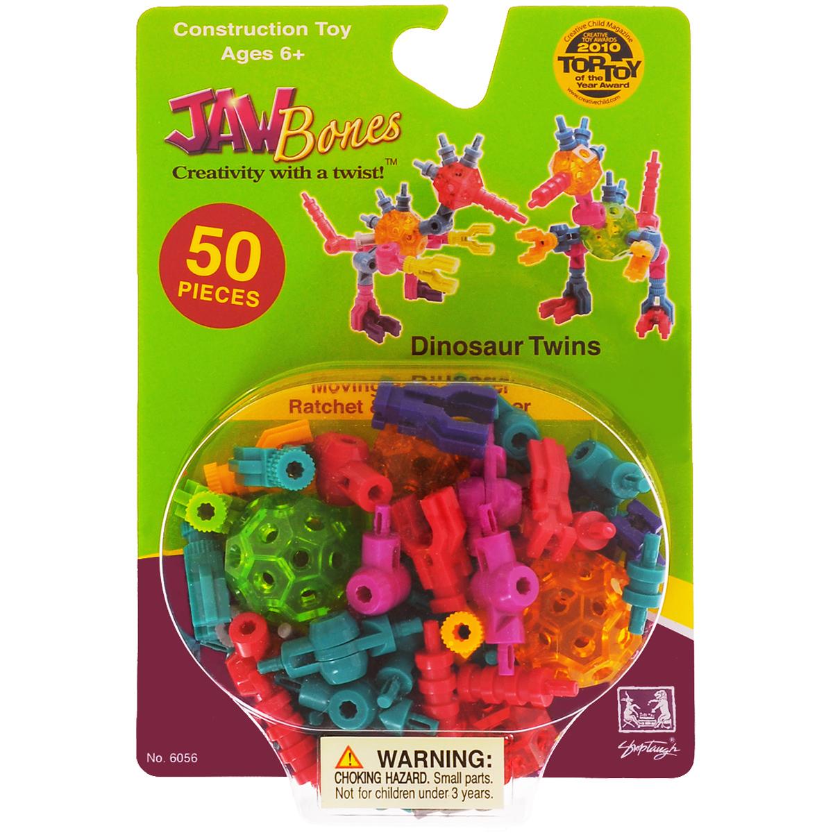 Jawbones Конструктор Динозавры Близнецы, Shoptaugh Games Inc.