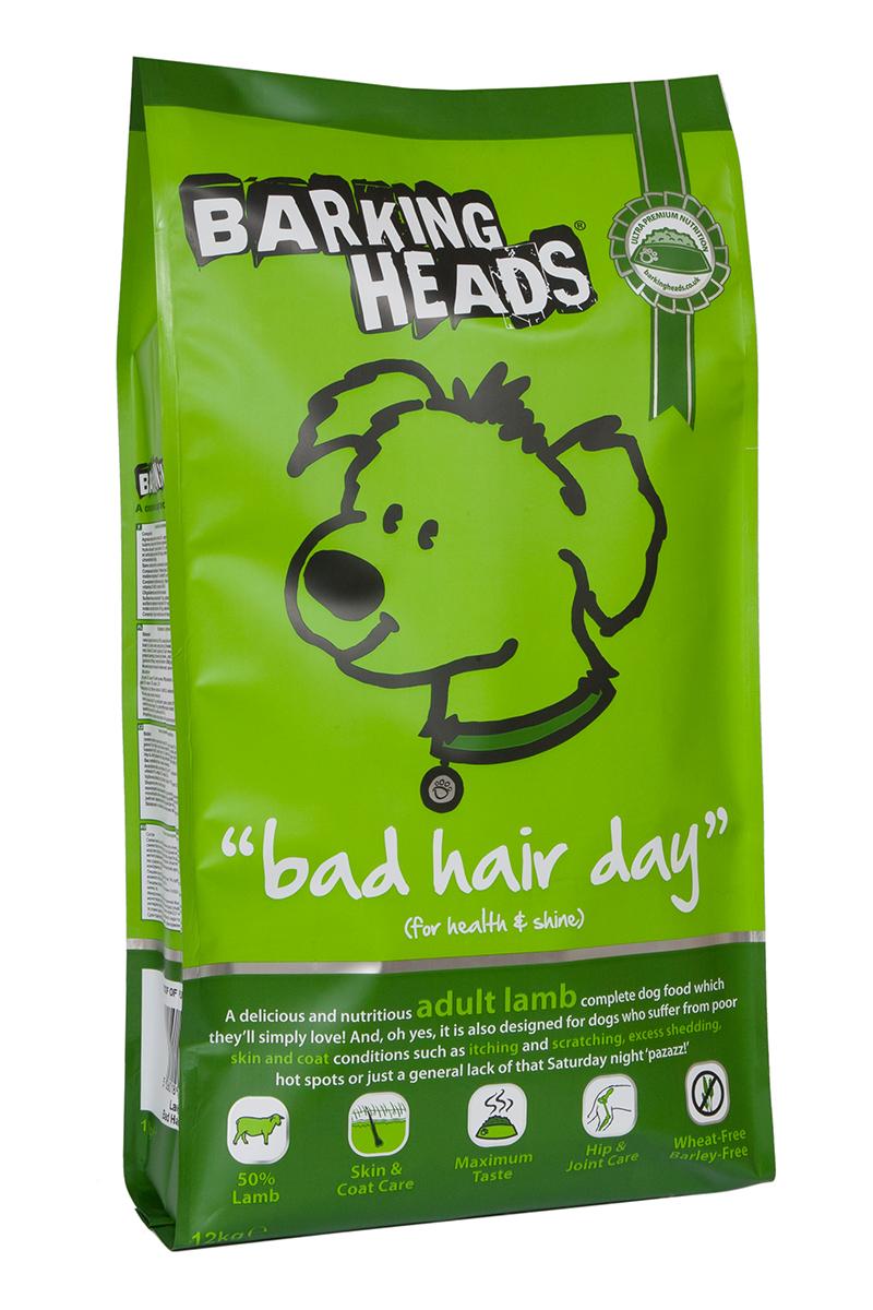 Корм сухой Barking Heads Роскошная шевелюра, для собак, с ягненком и рисом, 12 кг18103Сухой корм Barking Heads - вкуснейший полнорационный корм для собак, специально разработанный, чтобы держать наших любимцев в наилучшей форме! Натуральные ингредиенты непременно понравятся вашему питомцу.Состав: свежеприготовленная ягнятина 26%, мука из ягненка 20%, коричневый рис, овес, белый рис, люцерна, свежеприготовленная форель 5%, горох, бараний жир 4%, лососевый жир 2%, бульон из баранины 1,5%, морские водоросли, сушеный томат, забота о бедрах и суставах (глюкозамин 350 мг/кг, МСМ 350 мг/кг, хондроитин 240 мг/кг).Гарантированный анализ (%): белок 23%, жиры 17%, Клетчатка 3%, Зола 9%, Влага 8%, Омега-6 2,9%, Омега-3 2,2%.Витамины (на кг): витамин А 16650 МЕ, витамин D3 1480 МЕ, витамин Е 460 МЕ.Комплекс микроэлементов (на кг): моногидрат сульфата железа 617 мг, моногидрат сульфата цинка 514 мг, моногидрат сульфата марганца 101 мг, пентагидрат сульфата меди 37 мг, безводный йодат кальция 4,55 мг, селенит натрия 0,51 мг.Товар сертифицирован.