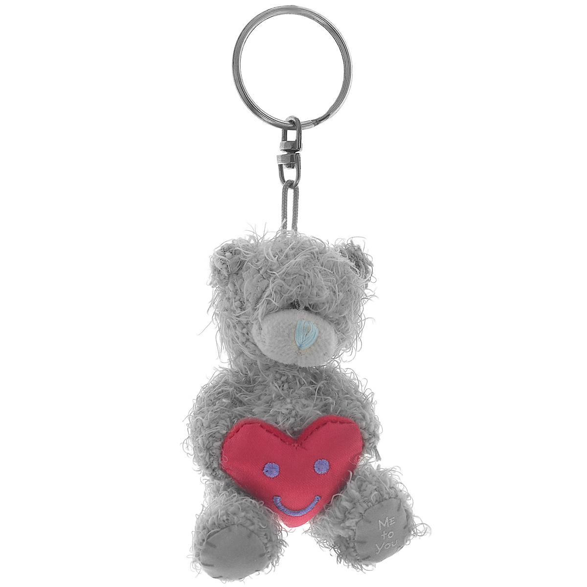 Мягкая игрушка-брелок Me to You Мишка Тедди, 7,5 см шланг подающий gardena 25 мм х 25 м 02792 20