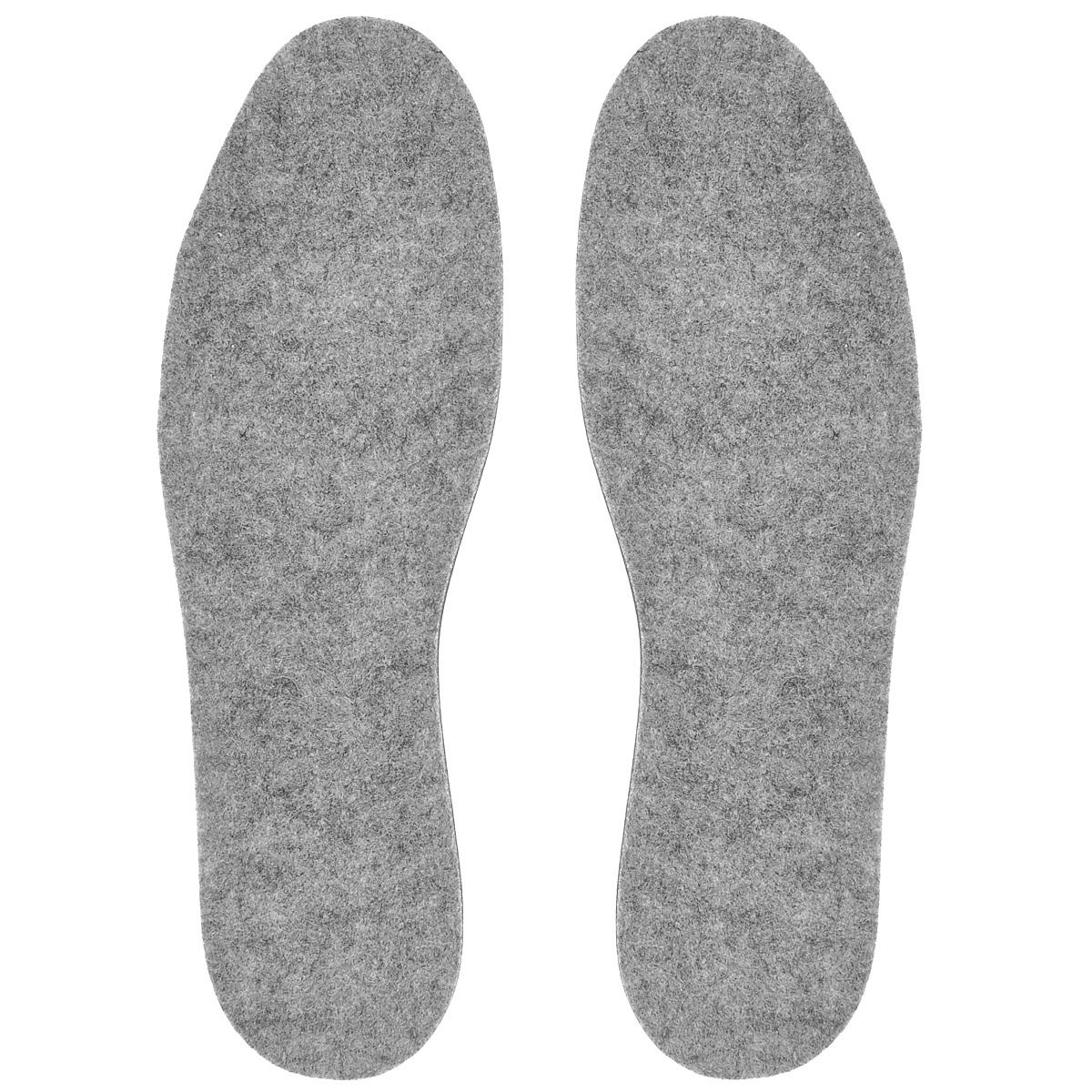 Стельки из войлока Salamander Felt Insole, для раскроя, размер 36-46SS 4041Стельки из войлока Salamander Felt Insole идеально подходят для спортивной и рабочей обуви. Прочный износостойкий войлок на основе вспененного латекса с активированным углем поглощает влагу и неприятные запахи, обеспечивает высокую термоизоляцию. Ноги остаются сухими и теплыми. Мягкая пена амортизирует стопу. Стельки можно раскроить под свой размер.