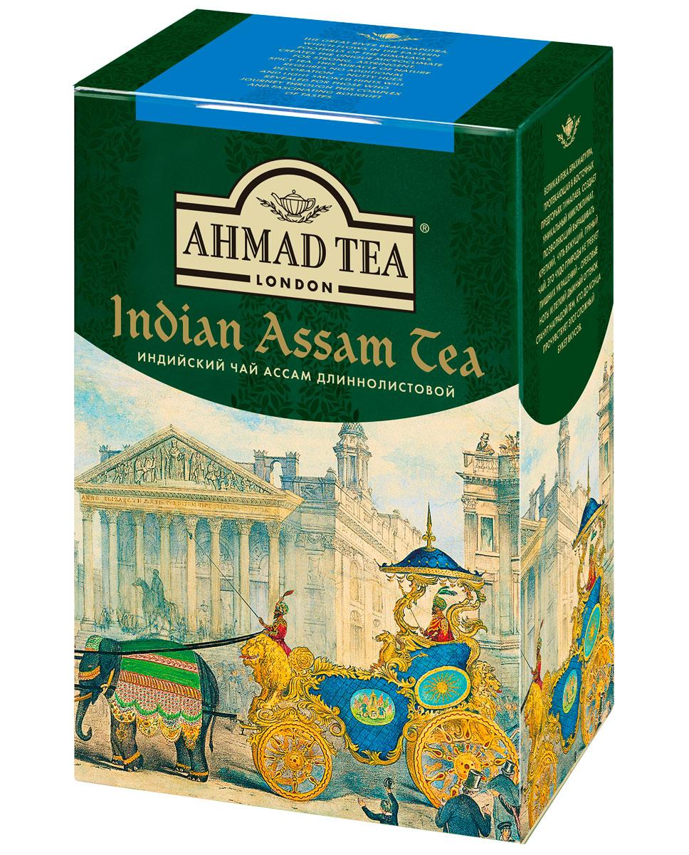 Ahmad Tea Assam черный чай, 100 г1379LY-1Великая река Брахмапутра, протекающая в восточных предгорьях Гималаев, создает уникальный микроклимат, позволяющий выращивать крепкий, чуть вяжущий, пряный чай Ahmad Assam . Это чудо природы не требует лишних украшений - ореховые ноты и легкий дымный оттенок станут наградой тем, кто до конца прочувствует этот сложный букет вкусов.Этот изысканный чай составлен из цельных молодых верхних листочков и нежнейших почек чайного листа - типсов. Его отличают характерный яркий настой и превосходный освежающий вкус.Заваривать 5-7 минут, температура воды 100°С.Уважаемые клиенты! Обращаем ваше внимание на то, что упаковка может иметь несколько видов дизайна. Поставка осуществляется в зависимости от наличия на складе.