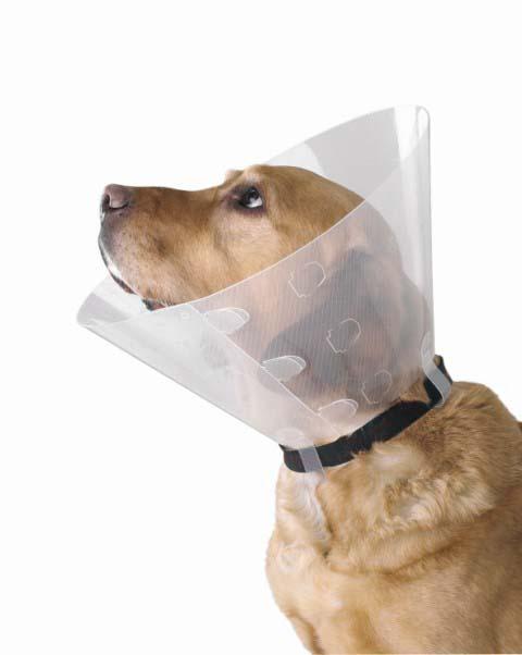 Защитный воротник для животных Kruuse Buster, высота 20 см. 2734840120710Защитный воротник Kruuse Buster изготовлен из высококачественного нетоксичного пластика, который позволяет сохранять углы обзора для животного. Изделие разработано для ограничения доступа собаки к заживающей ране или послеоперационному шву. Простота в эксплуатации позволяет хозяевам самостоятельно одевать и снимать защитный воротник с собаки. Подходит для собак средних пород.Обхват шеи: 24-28 см.Высота воротника: 20 см.