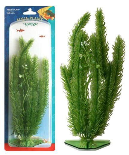 Растение Penn-Plax Club Moss, цвет: зеленый, высота 27 смPlant 006/30Подводное искусственное растение для аквариума Penn-Plax Club Moss является неотъемлемой частью композиции аквариума, радует глаз, а также может быть уютным убежищем для рыб и других обитателей аквариума. Пластиковое растение имеет устойчивое дно, которое не нуждается в дополнительном утяжелении и легко устанавливается в грунт. Растение очень практично в использовании, имеет стойкую к воздействию воды окраску и не требует обременительного ухода. Его можно легко достать и протереть тряпкой во время уборки аквариума. Растения из пластика создадут неповторимый дизайн пресноводного или морского аквариума.Высота растения: 27 см.