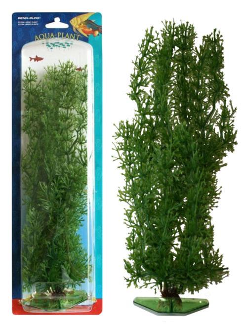 Растение Penn-Plax Stonewort-Nittela, цвет: зеленый, высота 18 см500043Подводное искусственное растение для аквариума Penn-Plax Stonewort-Nittela является неотъемлемой частью композиции аквариума, радует глаз, а также может быть уютным убежищем для рыб и других обитателей аквариума. Пластиковое растение имеет устойчивое дно, которое не нуждается в дополнительном утяжелении и легко устанавливается в грунт. Растение очень практично в использовании, имеет стойкую к воздействию воды окраску и не требует обременительного ухода. Его можно легко достать и протереть тряпкой во время уборки аквариума. Растения из пластика создадут неповторимый дизайн пресноводного или морского аквариума.Высота растения: 18 см.