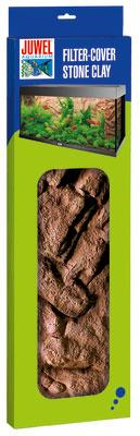 Фон для внутреннего фильтра Juwel Stone Clay, 55,5 х 18,6/15,7 см86925Фон для декорирования корпуса внутреннего фильтра Stone Clay в точности имитирует структуру скальных пород с естественным глиняным оттенком и является идеальным дополнением для задней стенки Stone Clay. Глубина установки составляет всего 1-1,5 см и придает вашему фильтру неброский эстетичный вид без значительного увеличения размеров конструкции.Фон фильтра состоит из двух частей: передней и боковой.Он подходит для всех типов аквариумов JUWEL и применяемых в них фильтров, не требуя значительных усилий для подгонки.Фон фильтра Stone Clay изготовлен из чрезвычайно плотного полиуретана и покрыт слоем эпоксидной смолы.Благодаря этой сложной производственной технологии облицовка с легкостью поддается резке и при этом отличается чрезвычайно прочной поверхностью и стойкостью цвета.Облицовка Stone Clay - идеальное дополнение для задних стенок Stone Clay.
