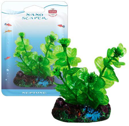 Растение LOBELIA 7см с грузом зеленое. ЛОБЕЛИЯ0120710Распространение: Южная Америка. Использование: растение переднего плана.