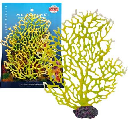 Декорация КОРАЛЛ 22х5х27см желтый2616225Красочный пластиковый коралл. Комбинации из различных кораллов создают в аквариуме пеструю и причудливую картину морского дна. Красочная упаковка.