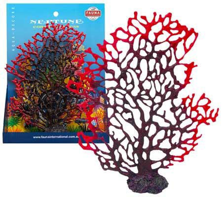 Декорация КОРАЛЛ 22х5х27см красно-коричневый0120710Красочный пластиковый коралл. Комбинации из различных кораллов создают в аквариуме пеструю и причудливую картину морского дна. Красочная упаковка.