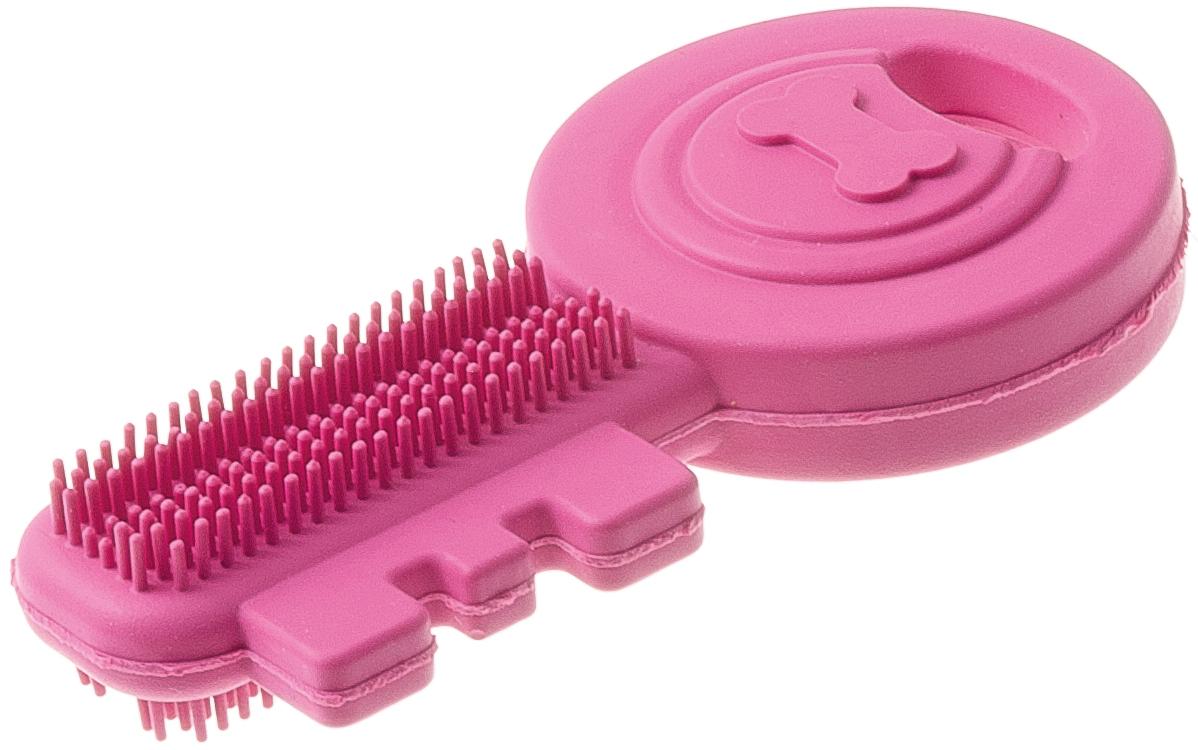 Игрушка резиновая для чистки зубов Ключик 9 см 1311013110