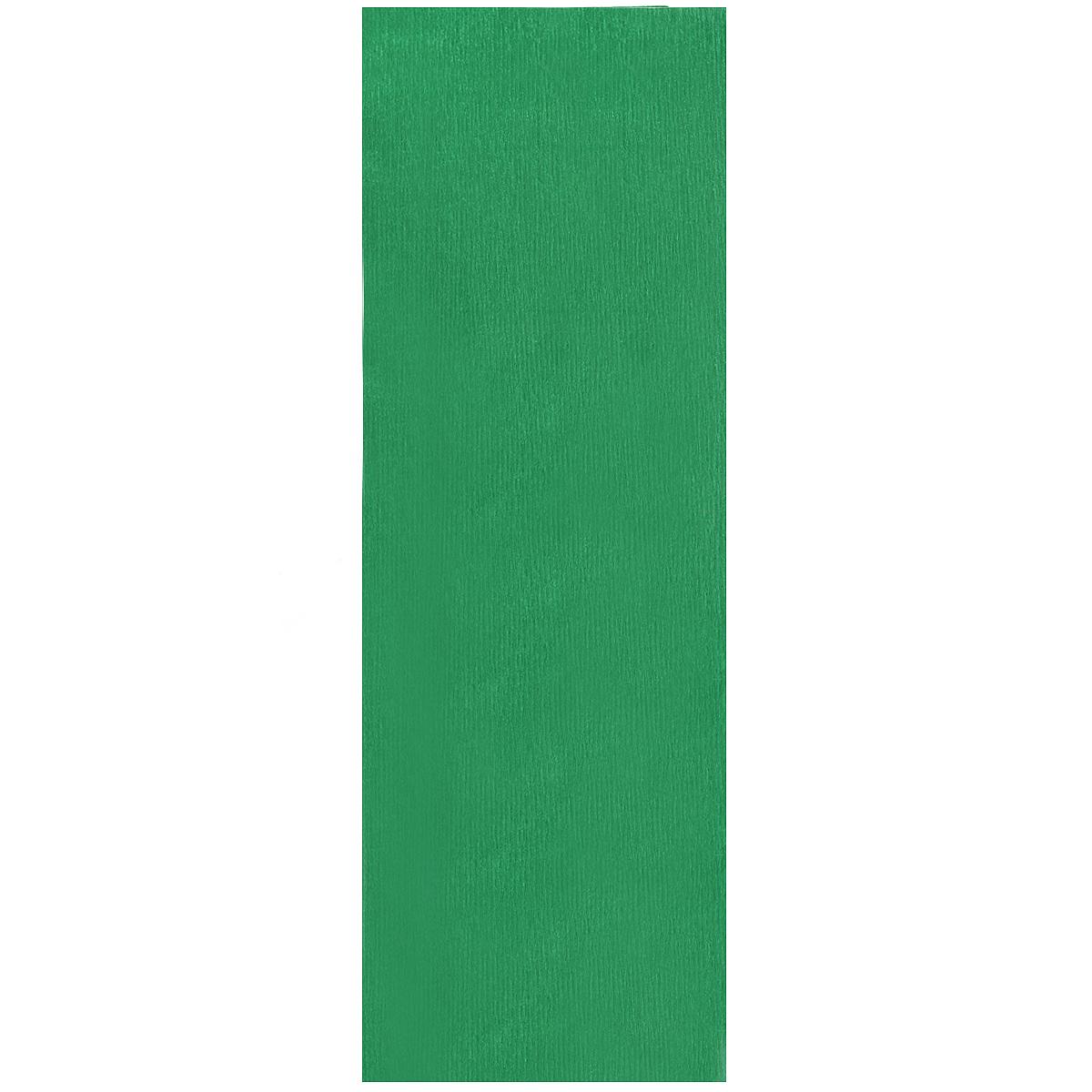 Бумага крепированная Проф-Пресс, металлизированная, цвет: зеленый, 50 см х 250 см55052Крепированная металлизированная бумага Проф-Пресс - отличный вариант для воплощения творческих идей не только детей, но и взрослых. Она отлично подойдет для упаковки хрупких изделий, при оформлении букетов, создании сложных цветовых композиций, для декорирования и других оформительских работ. Бумага обладает повышенной прочностью и жесткостью, хорошо растягивается, имеет жатую поверхность.Кроме того, металлизированная бумага Проф-Пресс поможет увлечь ребенка, развивая интерес к художественному творчеству, эстетический вкус и восприятие, увеличивая желание делать подарки своими руками, воспитывая самостоятельность и аккуратность в работе. Такая бумага поможет вашему ребенку раскрыть свои таланты.